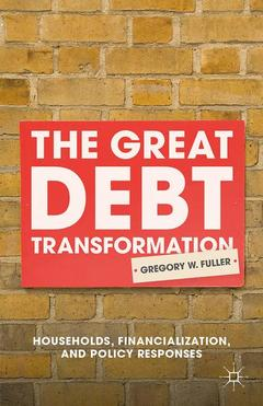 Cover of the book The Great Debt Transformation