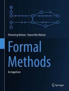 Cover of the book Formal Methods