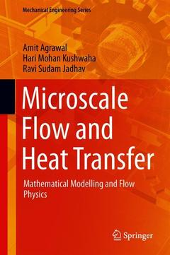 Cover of the book Microscale Flow and Heat Transfer