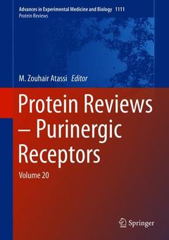 Cover of the book Protein Reviews - Purinergic Receptors