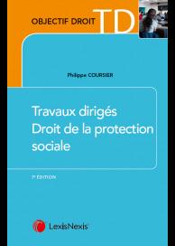 Couverture de l'ouvrage Travaux dirigés de droit de la protection sociale