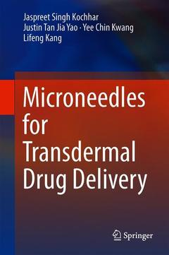 Cover of the book Microneedles for Transdermal Drug Delivery