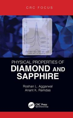 Couverture de l'ouvrage Physical Properties of Diamond and Sapphire