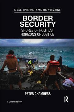 Couverture de l'ouvrage Border Security