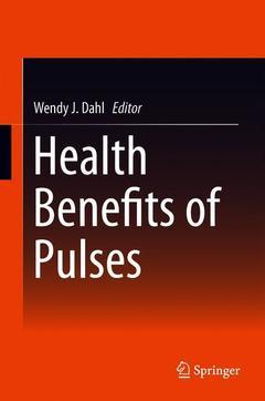 Couverture de l'ouvrage Health Benefits of Pulses