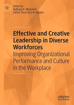 Couverture de l'ouvrage Effective and Creative Leadership in Diverse Workforces