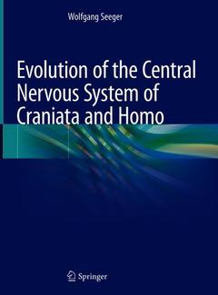 Cover of the book Evolution of the Central Nervous System of Craniata and Homo