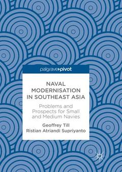 Cover of the book Naval Modernisation in Southeast Asia