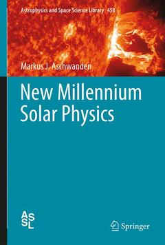 Cover of the book New Millennium Solar Physics