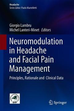 Cover of the book Neuromodulation in Headache and Facial Pain Management