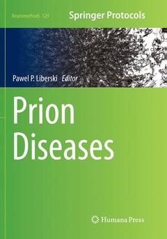 Cover of the book Prion Diseases