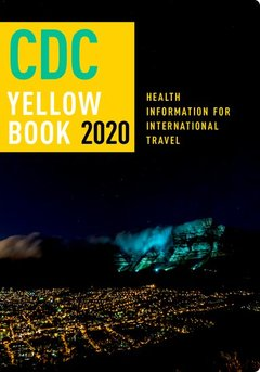 Couverture de l'ouvrage CDC Yellow Book 2020