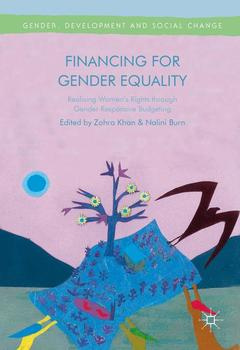 Cover of the book Financing for Gender Equality