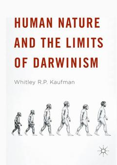 Cover of the book Human Nature and the Limits of Darwinism