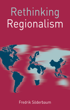 Cover of the book Rethinking Regionalism
