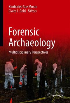 Couverture de l'ouvrage Forensic Archaeology