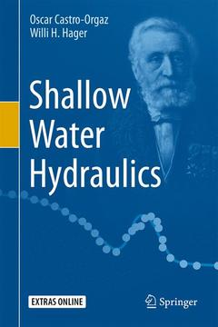 Couverture de l'ouvrage Shallow Water Hydraulics