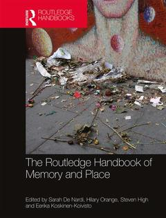 Cover of the book The Routledge Handbook of Memory and Place