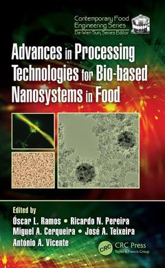 Cover of the book Advances in Processing Technologies for Bio-based Nanosystems in Food