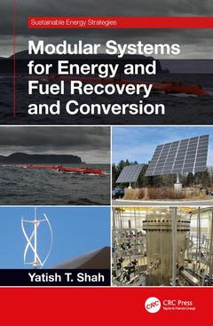Cover of the book Modular Systems for Energy and Fuel Recovery and Conversion