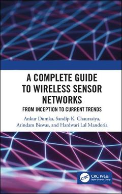 Cover of the book A Complete Guide to Wireless Sensor Networks