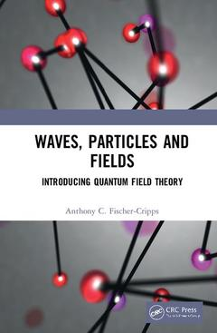 Cover of the book Waves, Particles, and Fields