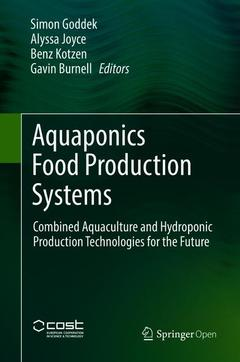 Cover of the book Aquaponics Food Production Systems