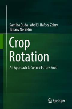 Couverture de l'ouvrage Crop Rotation