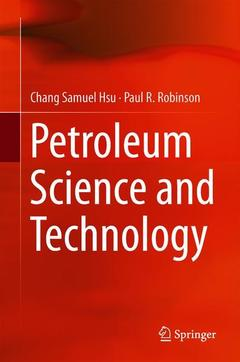 Cover of the book Petroleum Science and Technology