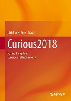 Couverture de l'ouvrage Curious2018