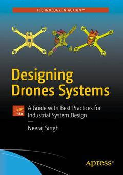 Cover of the book Designing Drone Systems