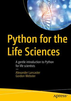 Cover of the book Python for the Life Sciences