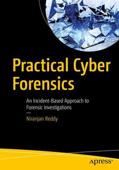 Cover of the book Practical Cyber Forensics