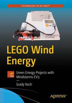 Couverture de l'ouvrage LEGO Wind Energy