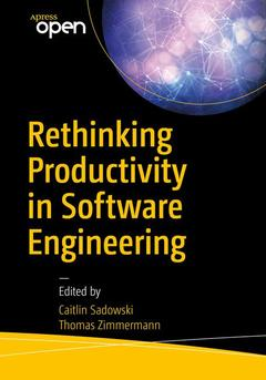 Couverture de l'ouvrage Rethinking Productivity in Software Engineering