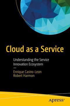 Couverture de l'ouvrage Cloud as a Service