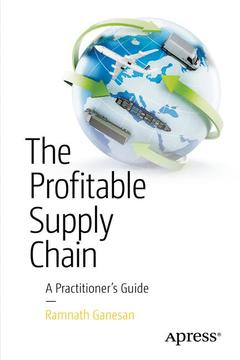 Couverture de l'ouvrage The Profitable Supply Chain