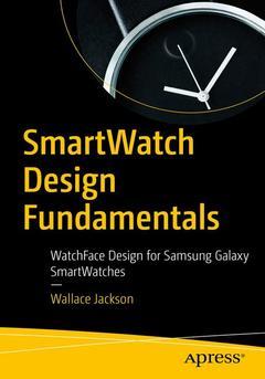 Couverture de l'ouvrage SmartWatch Design Fundamentals