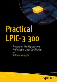 Cover of the book Practical LPIC-3 300