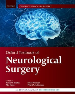 Cover of the book Oxford Textbook of Neurological Surgery