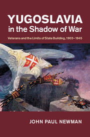 Couverture de l'ouvrage Yugoslavia in the Shadow of War