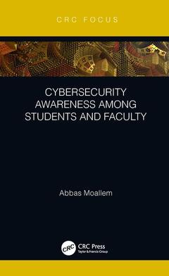 Couverture de l'ouvrage Cybersecurity Awareness Among Students and Faculty