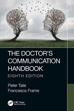 Cover of the book The Doctor's Communication Handbook, 8th Edition