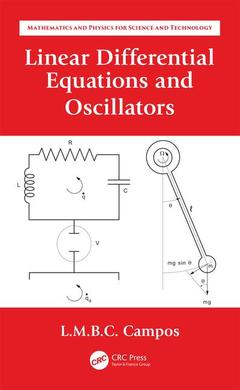 Couverture de l'ouvrage Linear Differential Equations and Oscillators