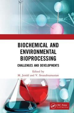Cover of the book Biochemical and Environmental Bioprocessing