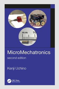 Cover of the book MicroMechatronics, Second Edition