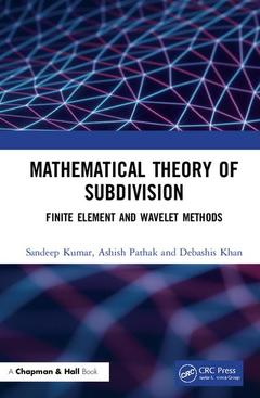 Cover of the book Mathematical Theory of Subdivision
