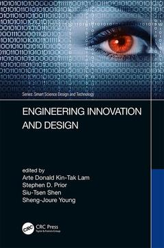 Couverture de l'ouvrage Engineering Innovation and Design