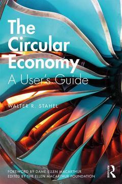 Couverture de l'ouvrage The Circular Economy