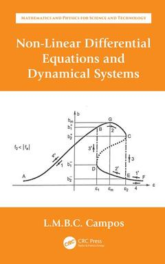 Couverture de l'ouvrage Non-Linear Differential Equations and Dynamical Systems